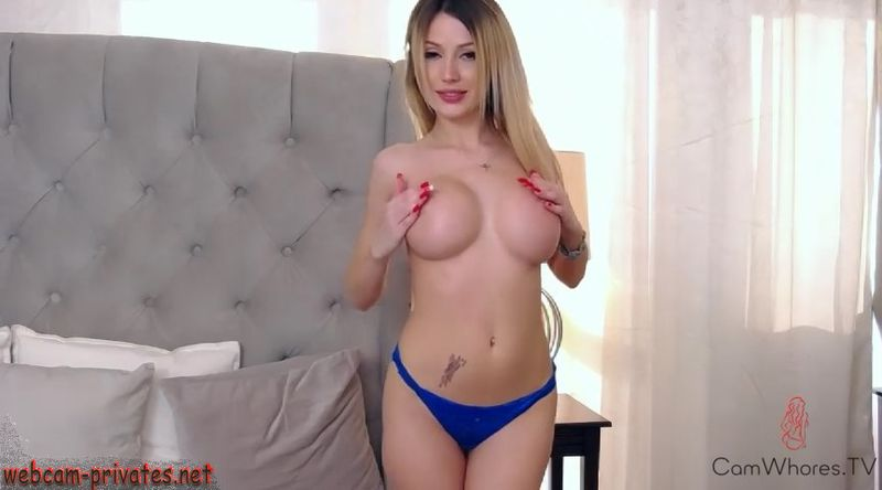 Audreywhite In Gorgeous And Pleasant Video
